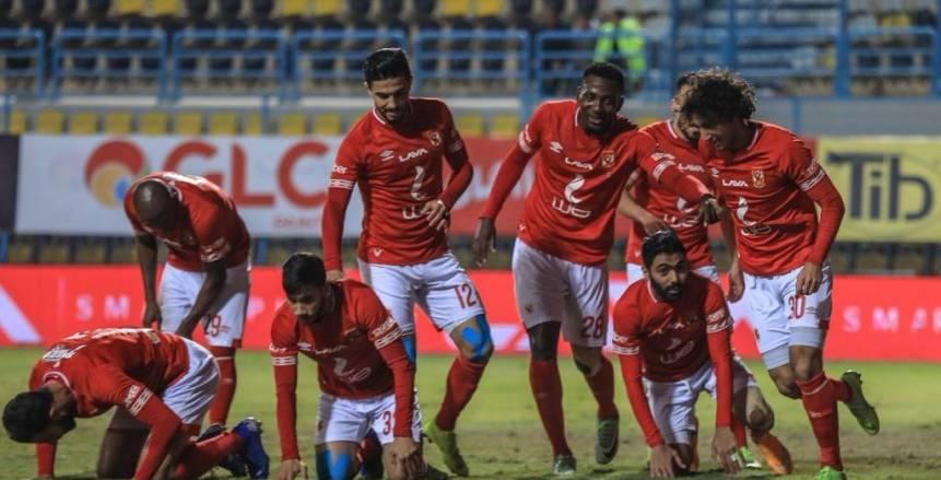 ترتيب جدول الدوري المصري بعد فوز الأهلي وتعثر الزمالك