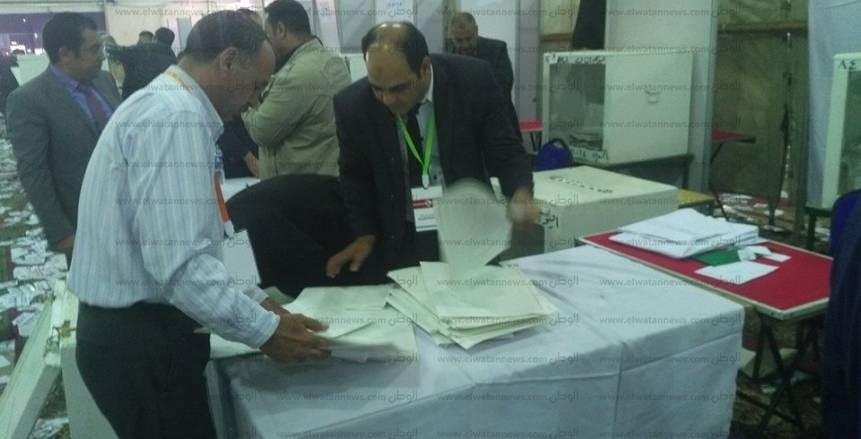 عاجل| بالصور.. بدء الفرز في انتخابات الزمالك بحضور 43600 عضو
