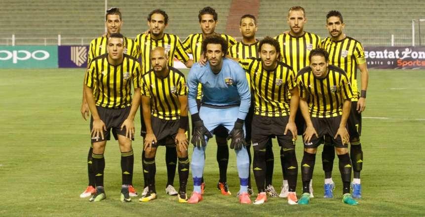 الدوري الممتاز| «فاروق» يقود هجوم المقاولون أمام المقاصة