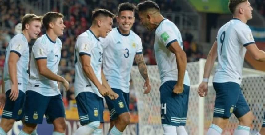 عاجل.. فيرا وباركو يقودان تشكيل الأرجنتين الرسمي ضد منتخب مصر الأولمبي