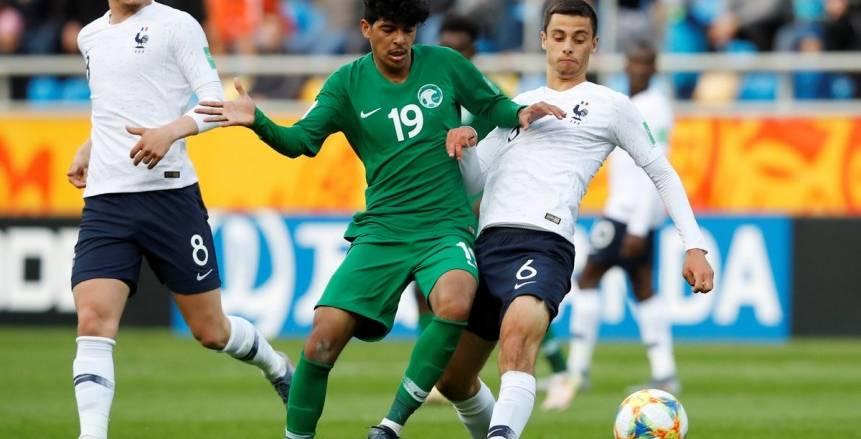 منتخب السعودية يخسر أمام فرنسا بهدفين في افتتاحية مونديال الشباب