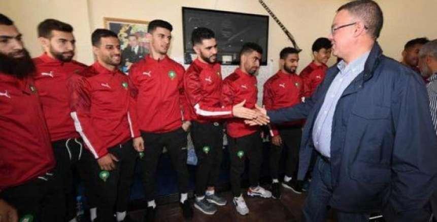الاتحاد المغربي يصرف مكافآت لمنتخب الصالات بعد فوزه ببطولة أفريقيا على حساب مصر