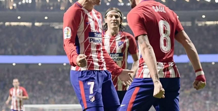 أتليتكو مدريد يصارع أوساسونا في الدوري الإسباني اليوم