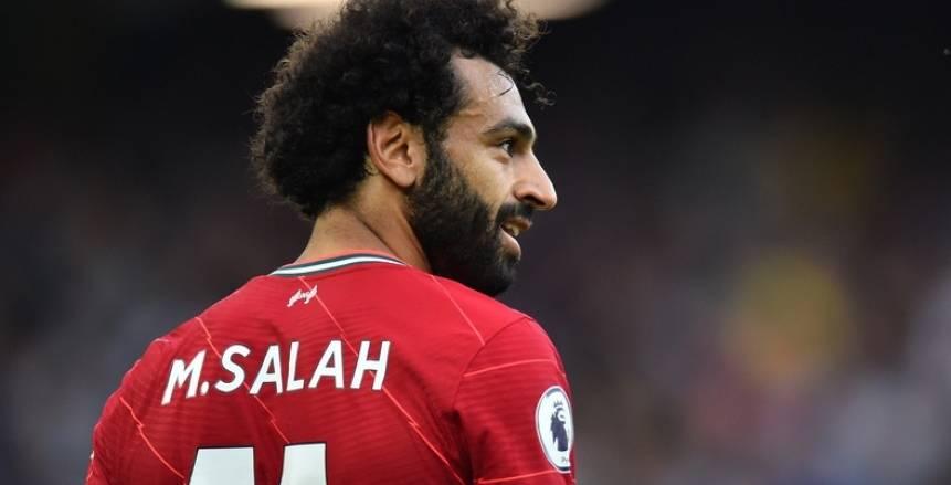 رسميا.. محمد صلاح لاعب الشهر في ليفربول: «فخور بنادي المائة»