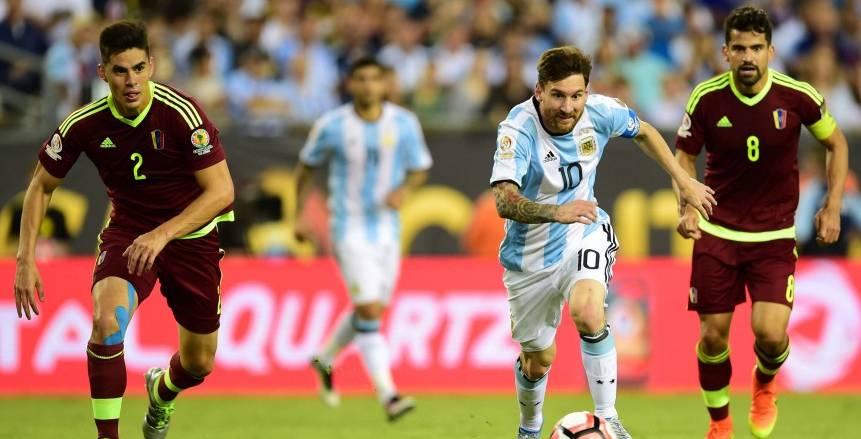 """كوبا أمريكا 2016: """"ميسي لن يكون اللاعب الوحيد الذي سيعتزل"""" بحسب اجويرو"""