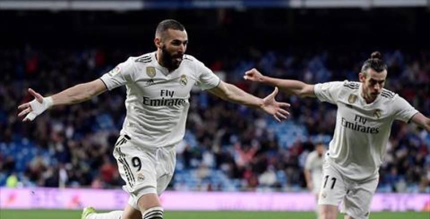 بعد هدفه أمام هويسكا.. إنجاز تاريخي لـ بنزيما مع ريال مدريد