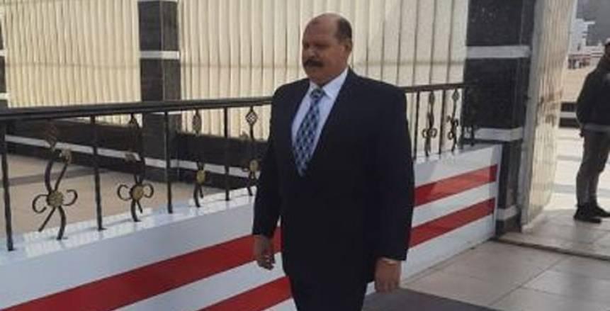 وفاة المستشار أحمد البكري رئيس نادي الزمالك