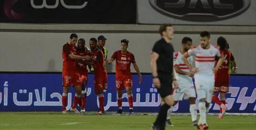 جدول ترتيب الدوري المصري  الأهلي يتصدر.. بيراميدز وصيفًا والزمالك في المركز الثالث