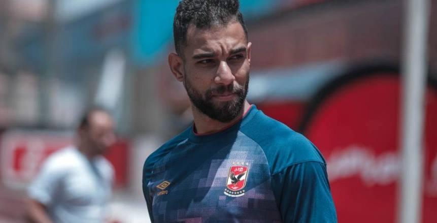 تدريبات النادي الأهلي استعدادًا لمواجهة الترجي التونسي