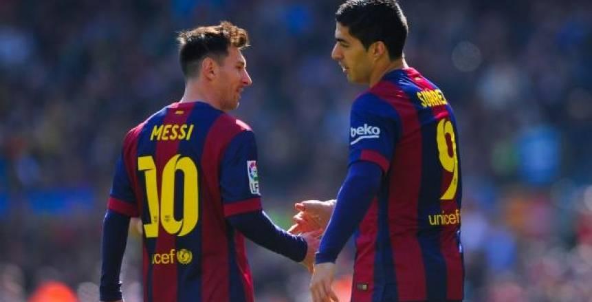 ميسي أساسيا وسواريز بديلا.. تشكيل برشلونة المتوقع ضد إشبيلية بالدوري الإسباني