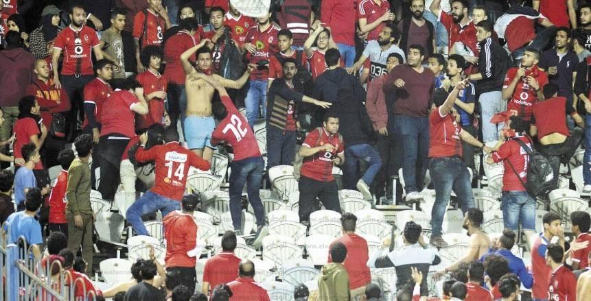 مدرسة المشاغبين تُهدّد الكرة المصرية.. وخسائر بالجملة فى موقعة «مونانا»