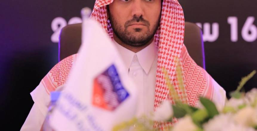 رسميا.. عبدالعزيز بن تركي رئيسا للاتحاد العربي لكرة القدم