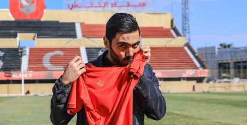 شاهد بالصورة| كيف هنأ «الشحات» العالمي محمد صلاح بعد فوزه بأفضل لاعب في أفريقيا