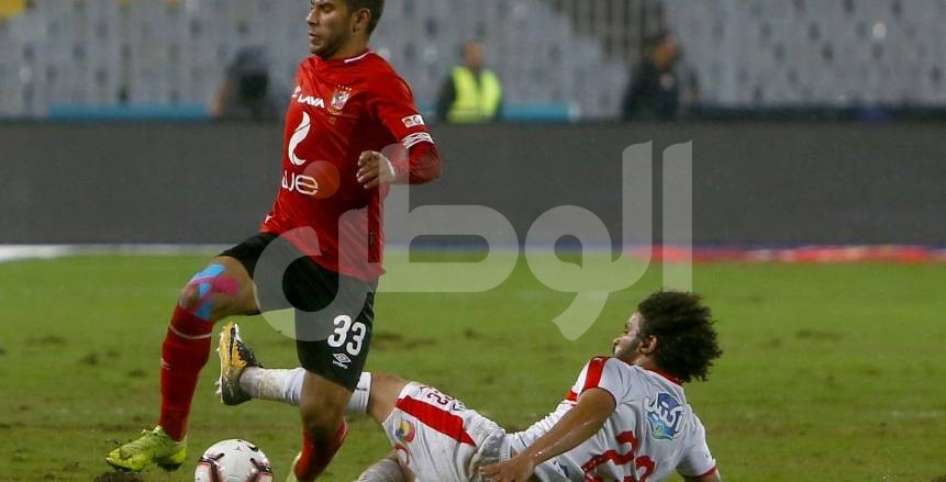 ناصر ماهر يرفض الدخول في صفقات تبادلية لضم طاهر محمد طاهر