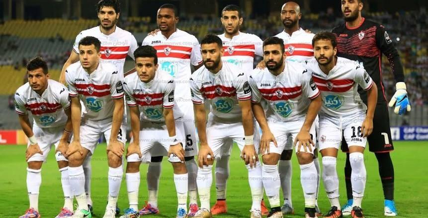 18 لاعبا في قائمة الزمالك لمواجهة وادي دجلة.. واستبعاد باسم مرسي