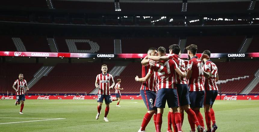ترتيب الدوري الإسباني: رباعي  كلاسيكي إلى «الأبطال» وأتلتيكو حقق اللقب