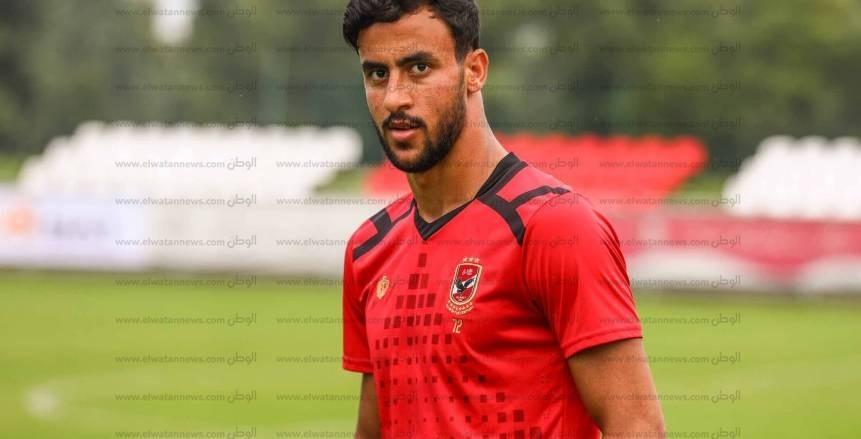 المقاولون العرب يفاوض أحمد علاء للرحيل عن الأهلي