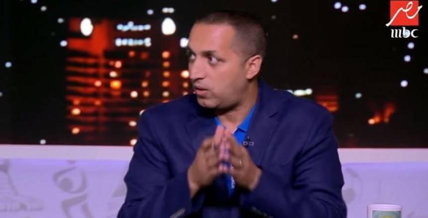 إيهاب الخطيب: فايلر يتابع أسامة جلال للتعاقد معه.. وديانج هيسبب إزعاج للاعبي نص ملعب الأهلي