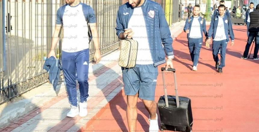 """""""عقيقة"""" ابنة أحمد الشناوى بحضور اللاعبين والجهاز الفنى"""