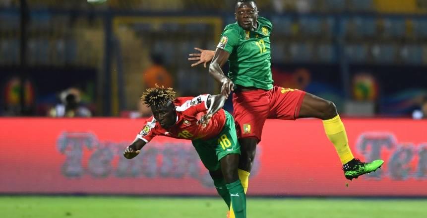 المجموعة السادسة| مباراة الكاميرون وغينيا بيساو