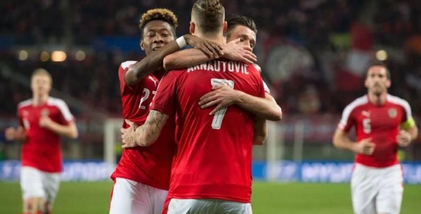 يورو 2020.. النمسا تنهي الشوط الأول بهدف ضد أوكرانيا بقدم بومجارتنر