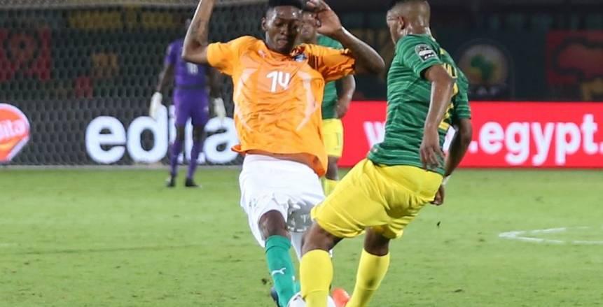 جنوب أفريقيا يفوز على كوت ديفوار بهدف في أمم أفريقيا تحت 23 عاما (فيديو)