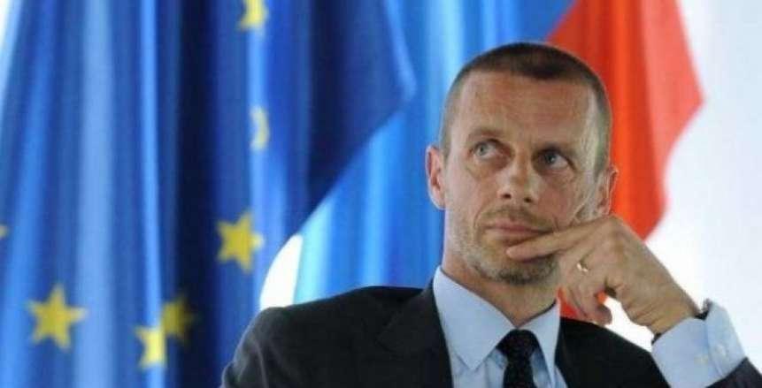 رئيس الاتحاد الأوروبي يفتح النار على فيفا لوضع كاف تحت المراقبة