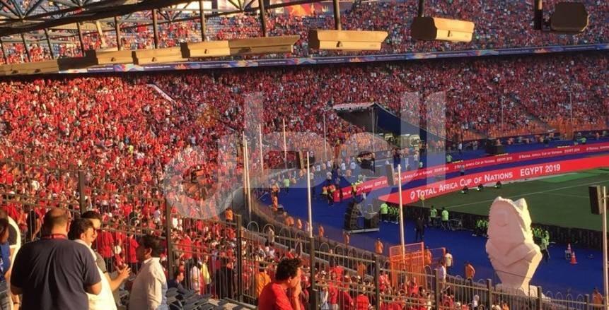 غدًا.. فتح أبواب ستاد القاهرة من الساعة 12 ظهرًا استعدادًا لمباراة مصر والكونغو
