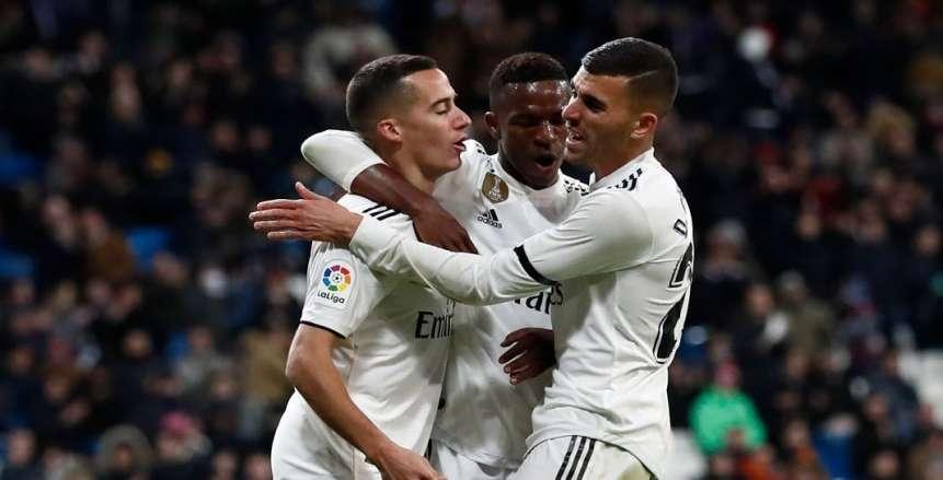 التعادل السلبي يحسم الشوط الأول من مواجهة ريال مدريد وإشبيلية