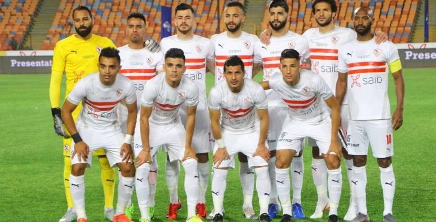 انقلاب في تشكيل الزمالك.. عودة أبو جبل وتجميد علاء ومشاركة الجزيري