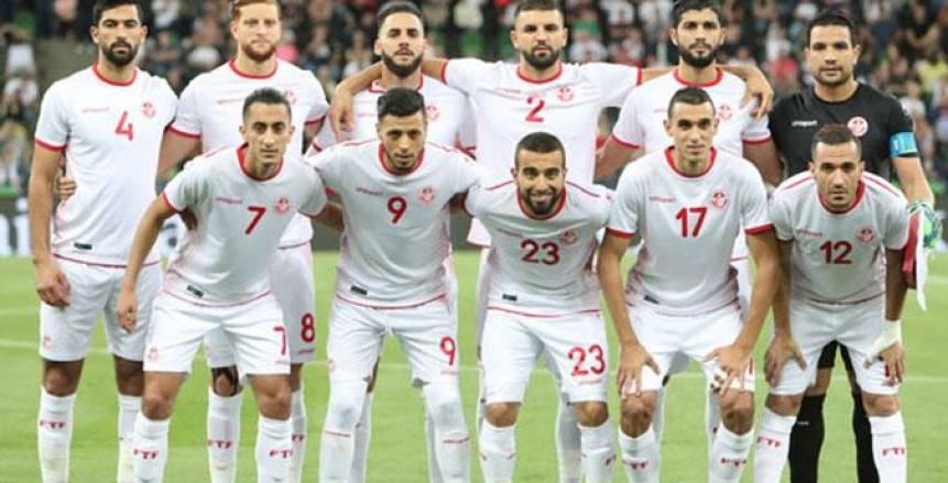 «الخزري وبن يوسف والخنيسي» يقودون التشكيل المتوقع لتونس أمام مصر