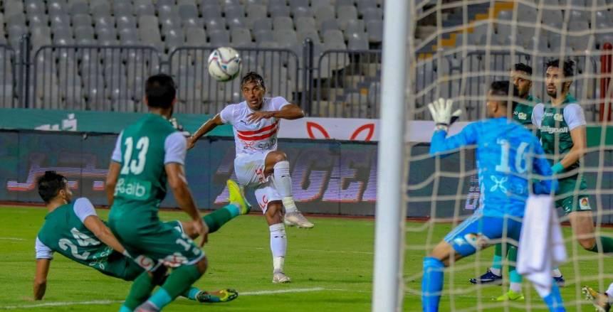 جدول ترتيب الدوري الممتاز قبل مباراة الزمالك والمصري