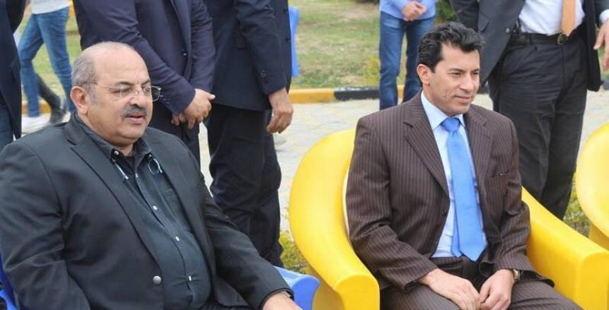 وزير الرياضة يحضر ختام كأس مصر للفروسية بنادي القوات المسلحة