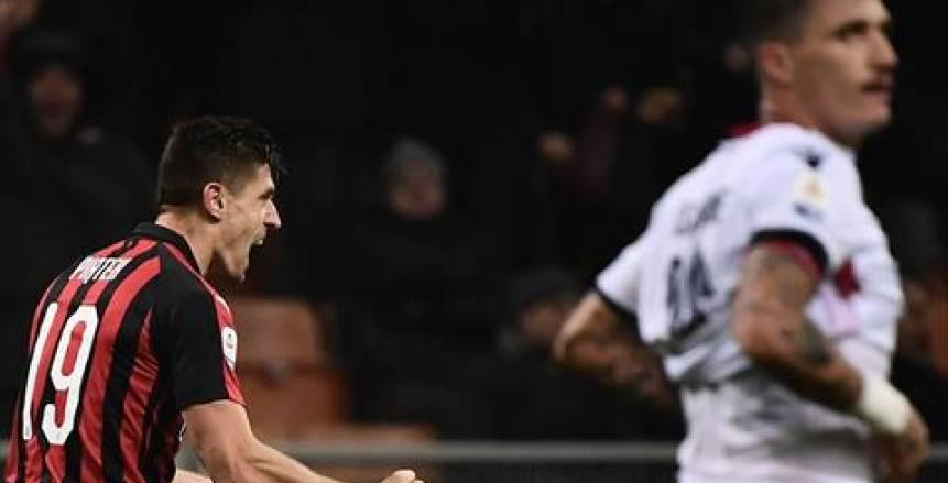 بث مباشر لمباراة ميلان ولاتسيو في الدوري الإيطالي