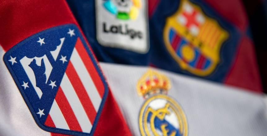 ترتيب فرق الدوري الإسباني.. سباق مشتعل بين أتلتيكو وريال مدريد وبرشلونة