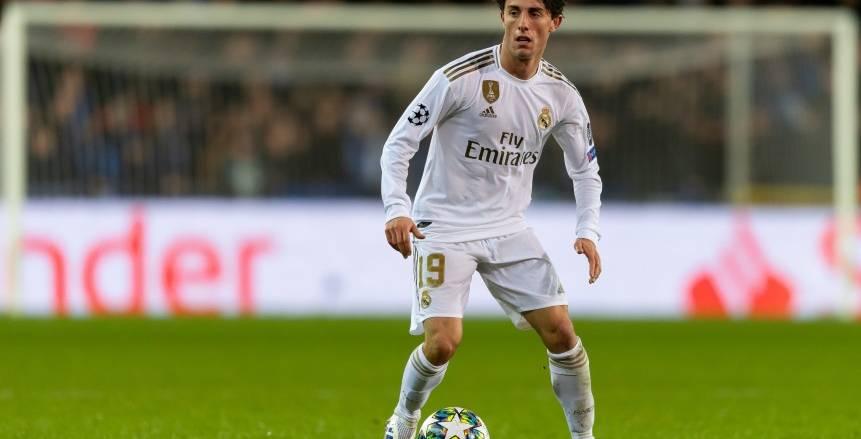 صحيفة إسبانية تكشف تطورات إصابة لاعب ريال مدريد ألفارو أودريوزولا