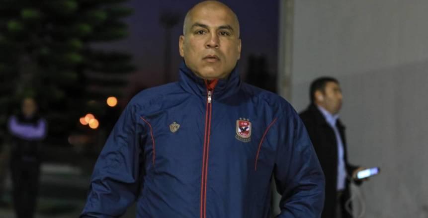 محمد يوسف: حصدنا 3 نقاط هامة أمام الداخلية.. وركلة الجزاء «وترت» المباراة