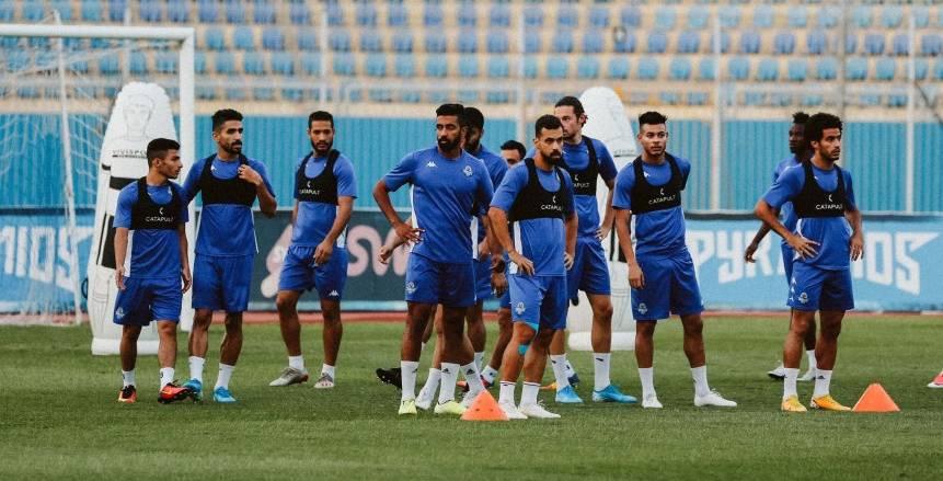 بث مباشر.. مشاهدة مباراة بيراميدز ضد سموحة في الدوري المصري