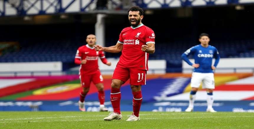 جوتا يمنح ليفربول الهدف الأول في شباك برايتون بالدوري الإنجليزي