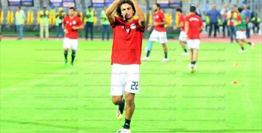 عاجل| شقيق عمرو وردة يعلن عودته لمعسكر منتخب مصر بأمم أفريقيا