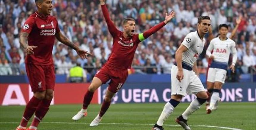 60 دقيقة| توتنهام الأفضل ومحمد صلاح يُهدر هجمة خطيرة لصالح ليفربول