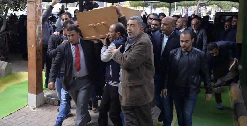 جنازة خالد توحيد 2