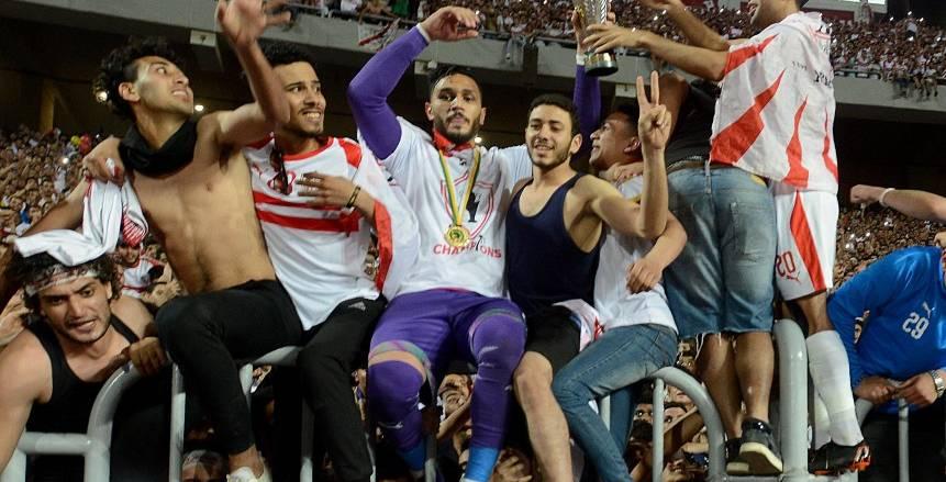 الزمالك يفك نحس النهائيات الأفريقية أمام الفرق المصرية