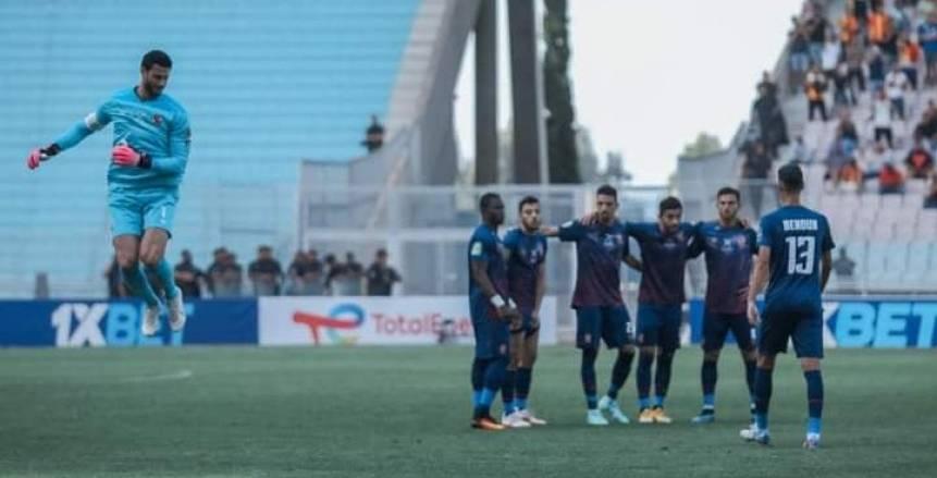 شاهد احتفالات لاعبي الأهلي بعد الانتصار على الترجي التونسي «فيديو»