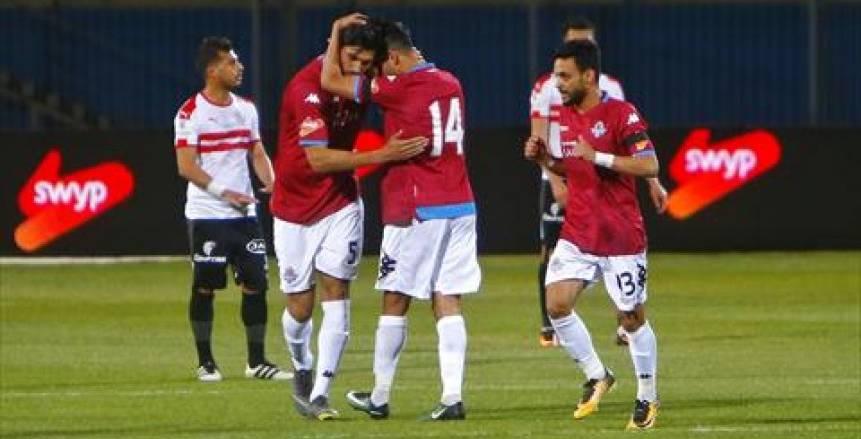 بث مباشر لمباراة الزمالك وبيراميدز في نهائي كأس مصر