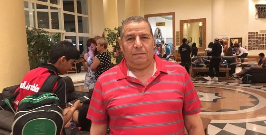إشادات كبيرة بدور عبد العزيز السيسي في تنظيم بطولة مصر الدوليه لناشئي تنس الطاولة