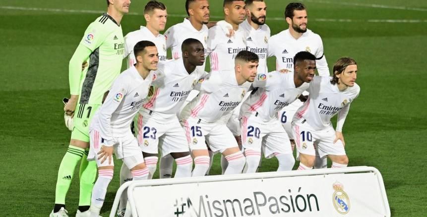 صحيفة إسبانية: ريال مدريد يستعيد خدمات راموس وفاران 21 أبريل الجاري