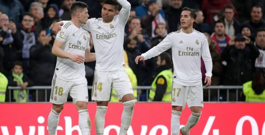 بسبب أزمة كورونا.. ريال مدريد يعلن تخفيض رواتب اللاعبين والموظفين