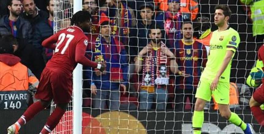 """مفاجأة.. برشلونة يلهث وراء """"جلاده"""""""