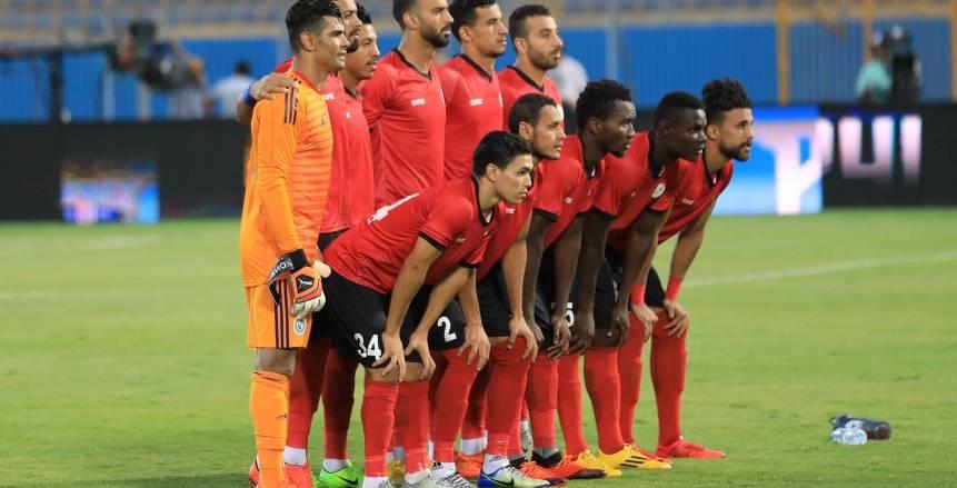 المصري يحصل على استغناء سعيدو سنبوري لاعب الداخلية